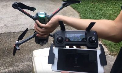 DJI Mavic compass calibration guide – DJI Drone News