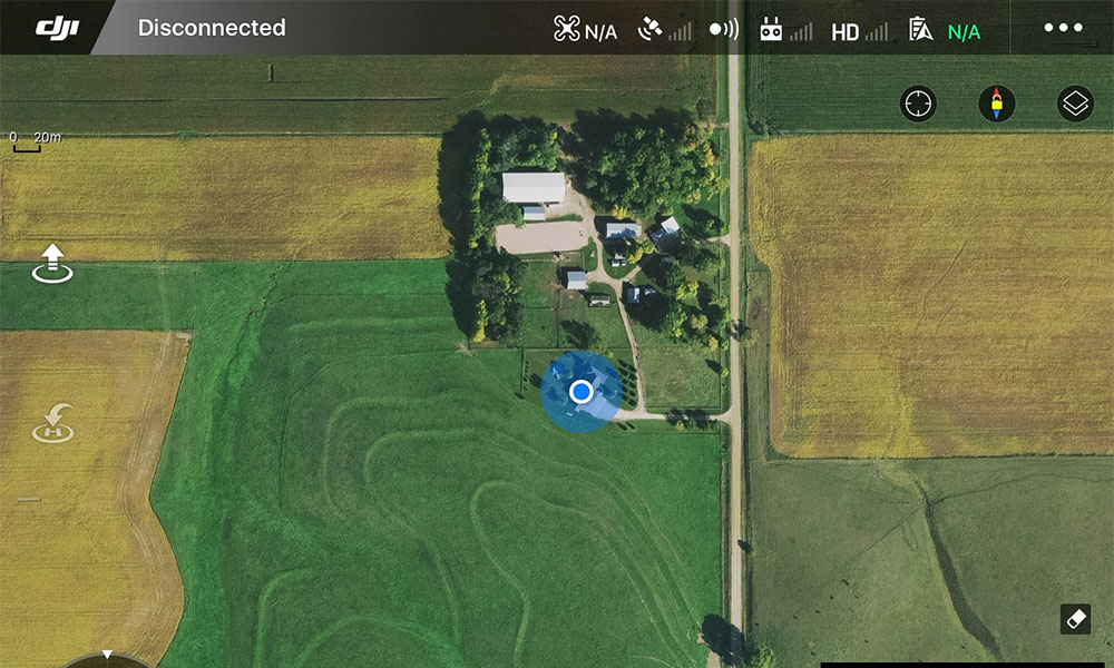 HOW TO: Cache the maps in DJI GO – DJI Drone News